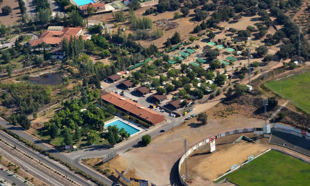 Wifi Gratis en Camping Cáceres
