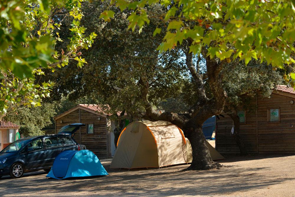 Bienvenidos al Camping Cáceres