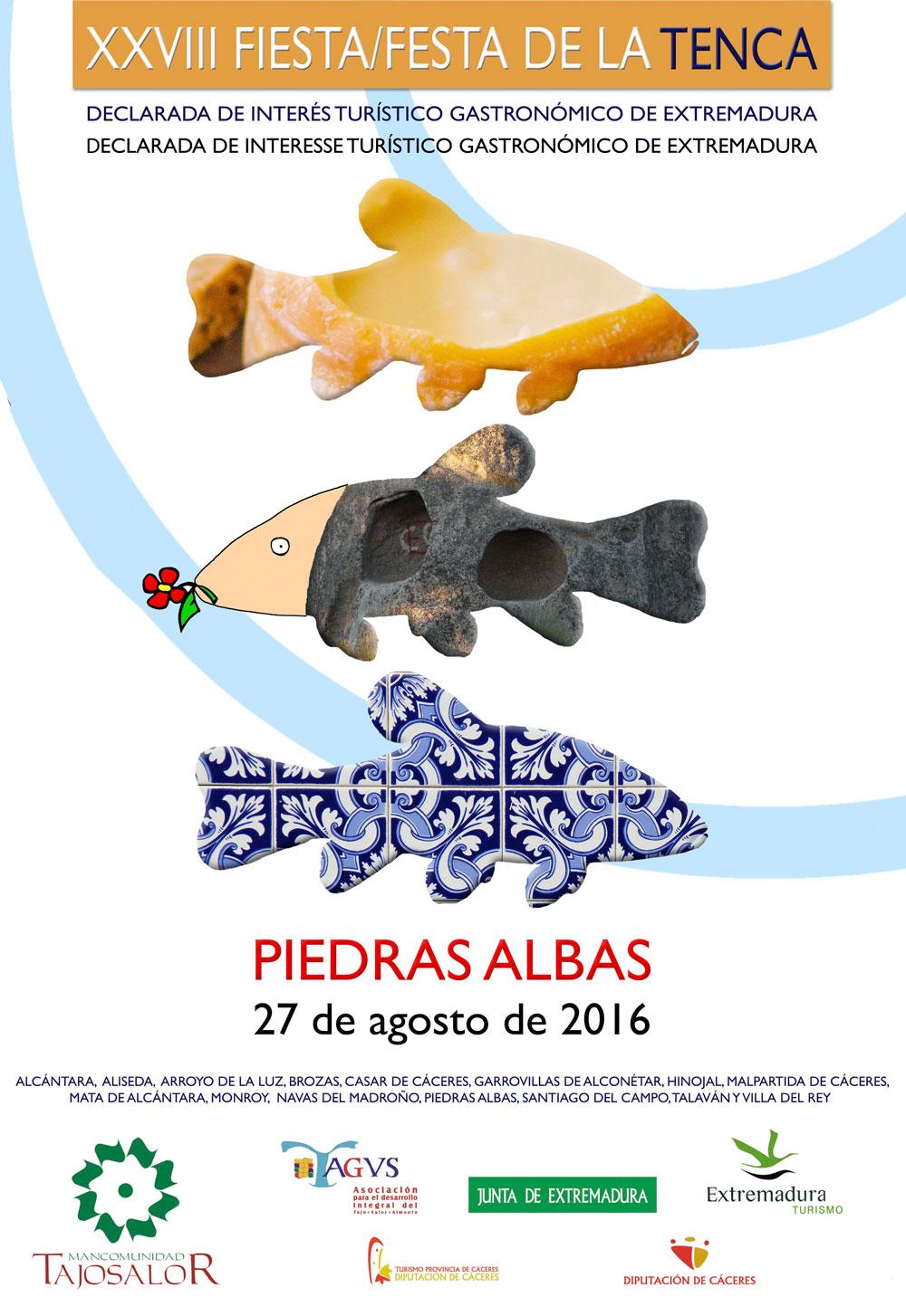 Cartel Día de la Tenca 2016