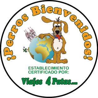 Camping Certificado Dog Friendly por Viajes4patas