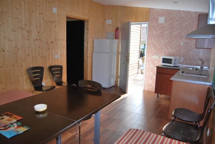 Bungalow 2 Dormitorios Cocina