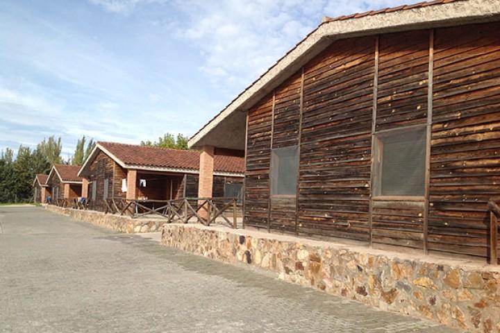 Bungalow 2 dormitorios - Camping Cáceres