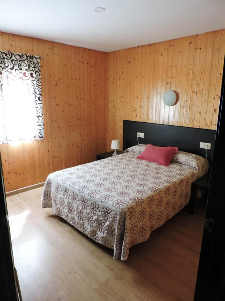 Bungalows 1 dormitorio - Dormitorio