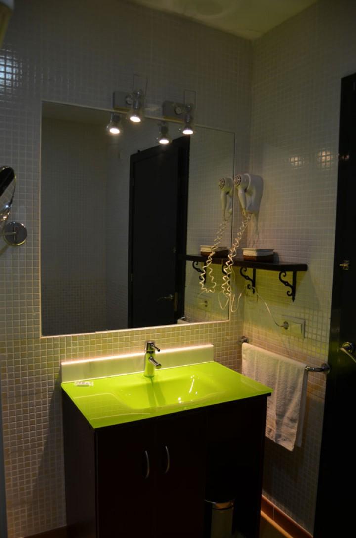 Bungalow 2 Dormitorios con literas - Cuarto de baño
