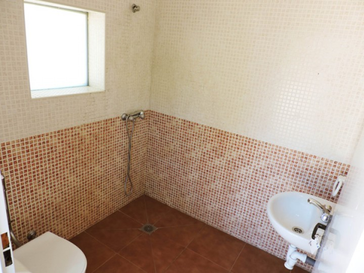 Parcelas con cuarto de baño individual