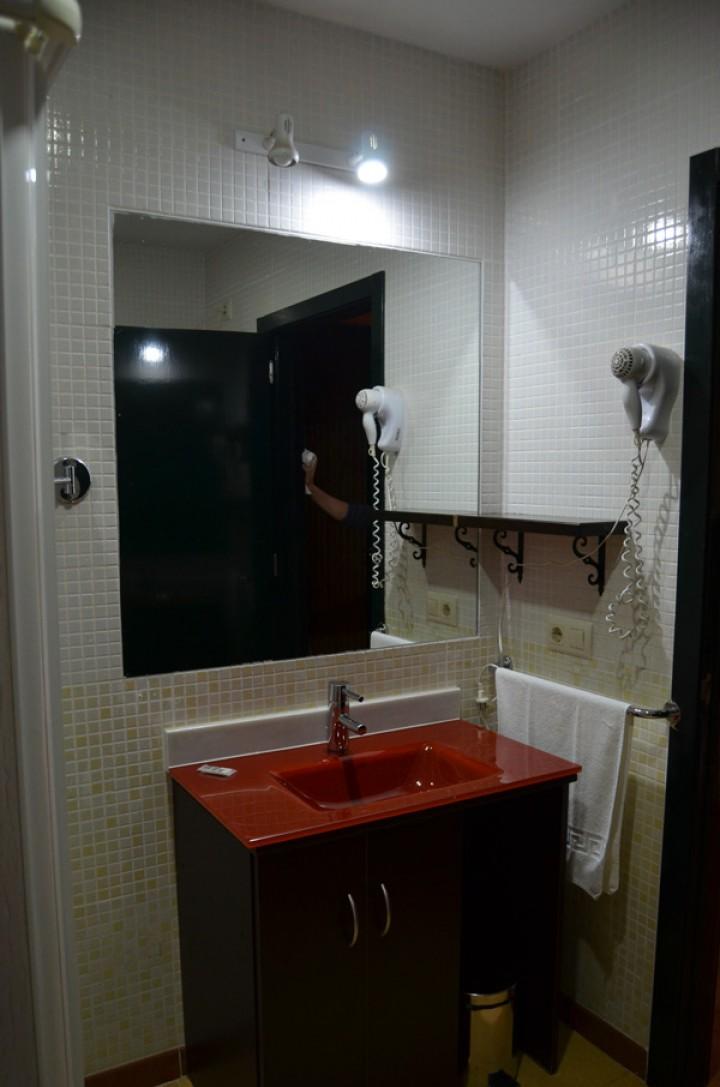 Bungalow 2 Dormitorios - Cuarto de Baño