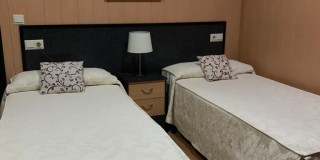Double Rooms 2 Twins Beds