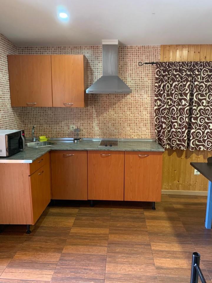 Bungalow 2 Dormitorios Cama Matrimonio - Cocina