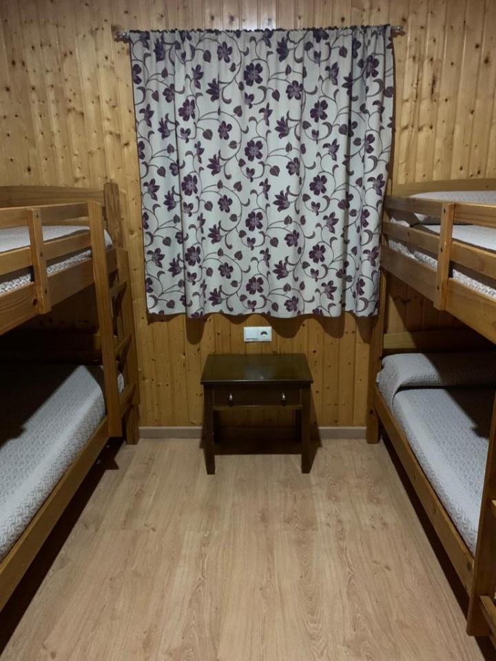 Bungalow 2 Dormitorios Cama de Matrimonio - Dormitorio 2
