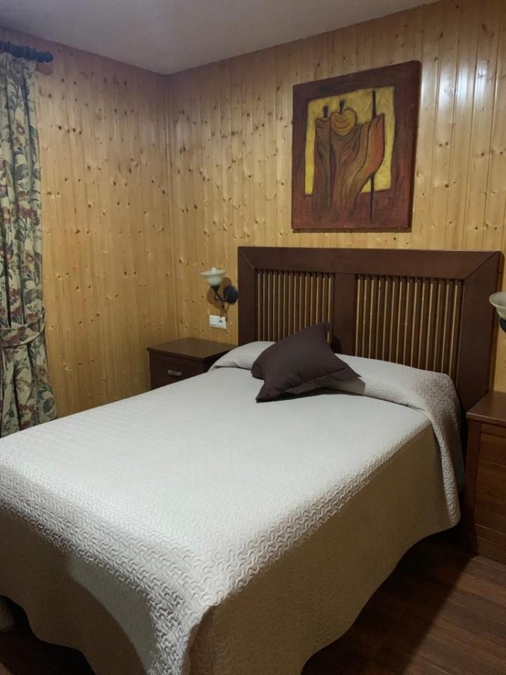 Bungalow 2 Dormitorios Cama Matrimonio - Dormitorio 1