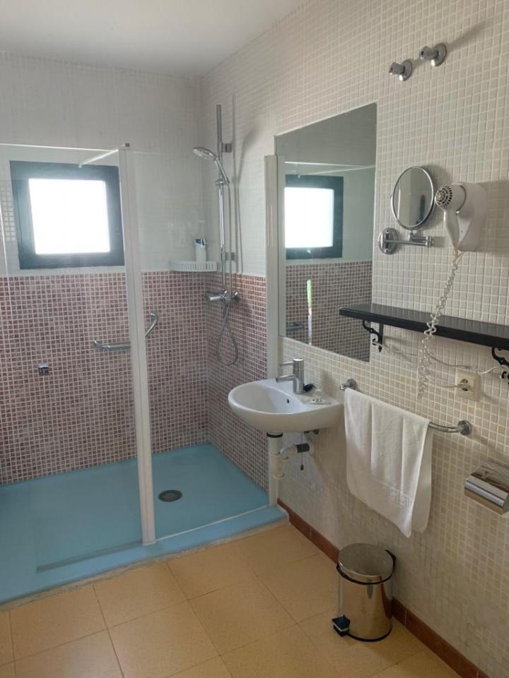 Bungalows 1 dormitorio - Baño