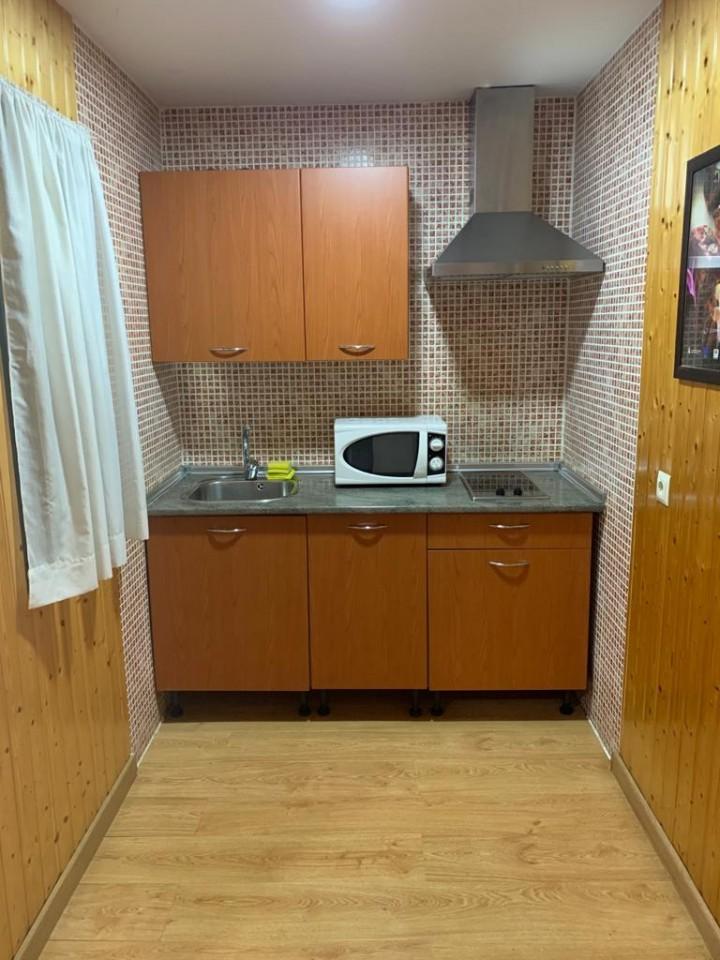 Bungalows 1 dormitorio - Cocina